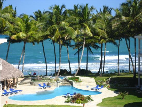 Cabarete East Beachfront Resort: Great View!