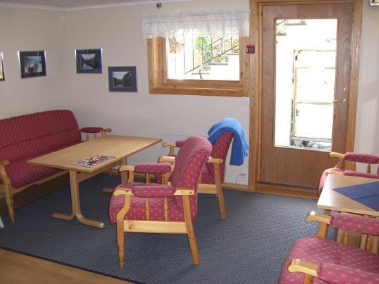 Heimly Pensjonat: TV room