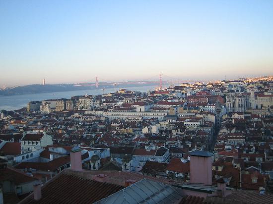 Casa Costa do Castelo: view from room