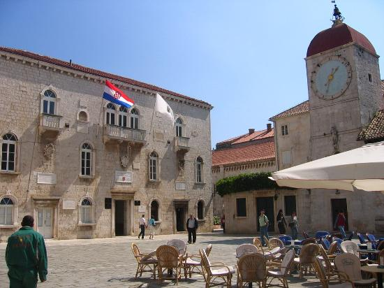 April 2007 in Trogir