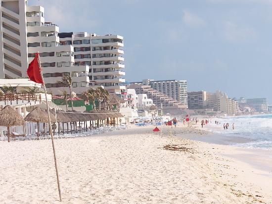 Royal Solaris Cancun : plages hotels