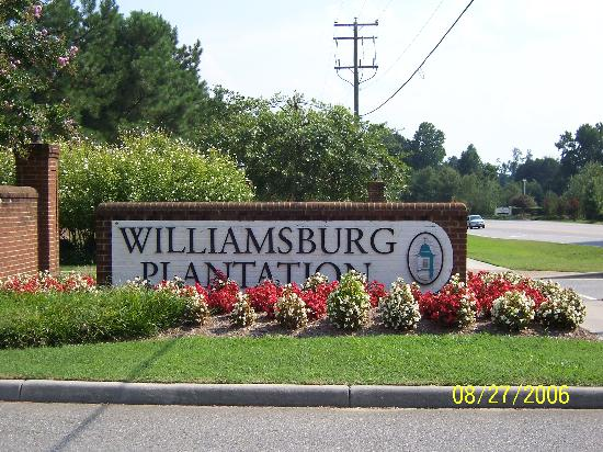 Picture Of Williamsburg Plantation Resort