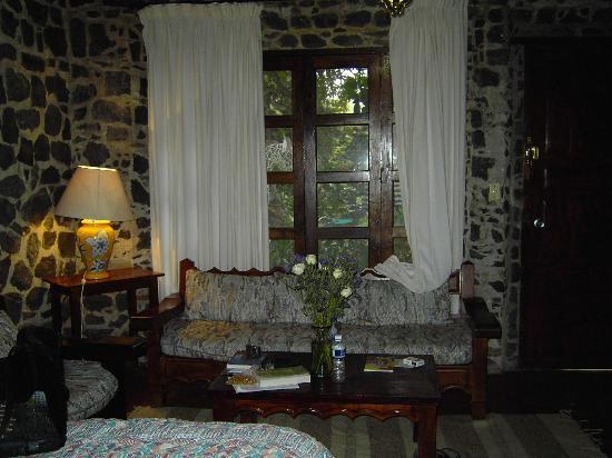 Hacienda de Las Flores: room 3