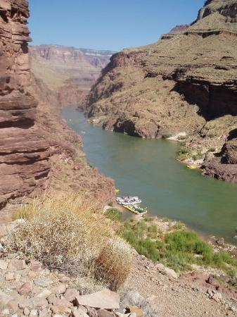 Parque Nacional do Grand Canyon, AZ: Grand Canyon, Deer Creek hike