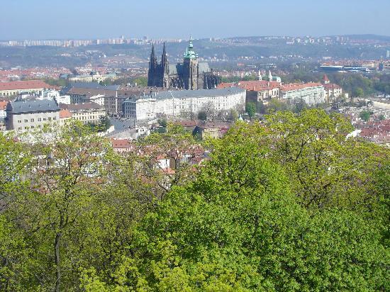 Prague castle picture of k k hotel central prague for Central prague