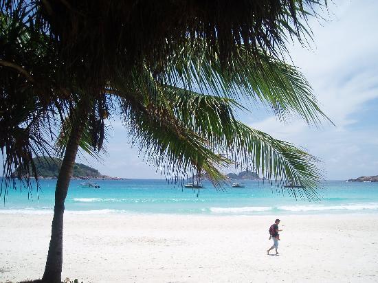 Rejser til Pulau Redang