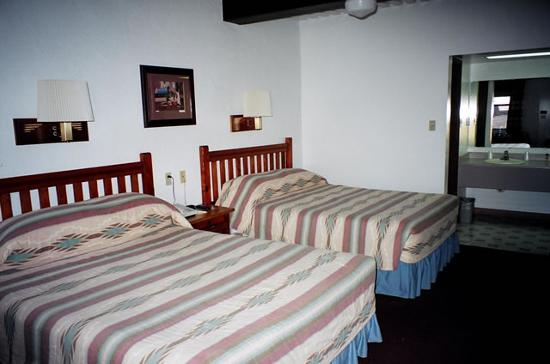 Thunderbird Lodge: Bedroom