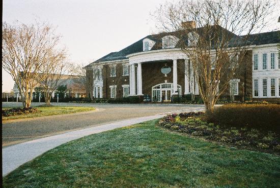 The Williamsburg Plantation Main Clubhouse