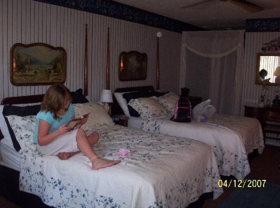 Serendipity Inn: Our room