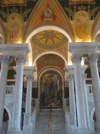 Bibliothèque du Congrès Photo
