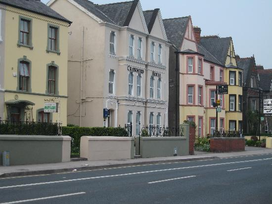 Crawford Guest House B&B: Crawford Guest House. 10 mins walk to Cork City Centre.