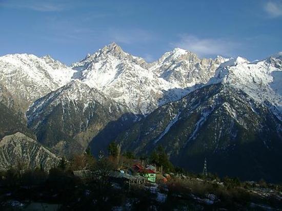 Shimla, Hindistan: Kinnaur Kailash