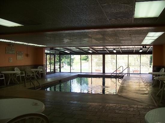 Oakmont Resort: indoor pool