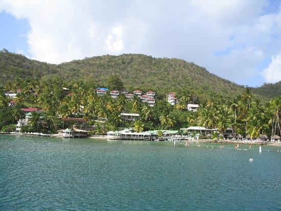 960a55c6b96 Cruise to Marigot Bay - Picture of Sandals Regency La Toc