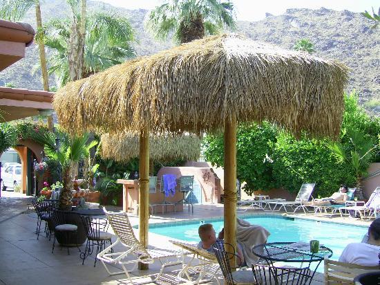 The Coyote Inn: Poolside heaven