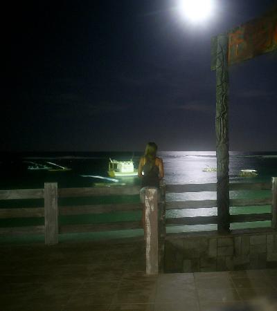 Ipojuca, PE: Luna llena en Peixe na Telha