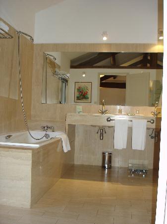 Le Chateau des Alpilles : Bathroom