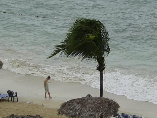 Beaches Ocho Rios Resort & Golf Club: Early-morning beach walk to gather shells