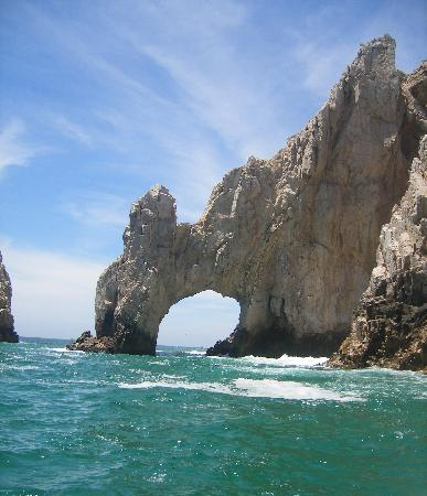 Posada Real Los Cabos: The Arch