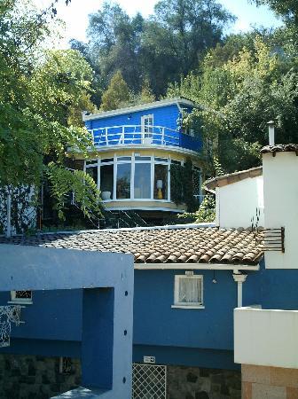 La Chascona (maison de Pablo Neruda) : LA chascona
