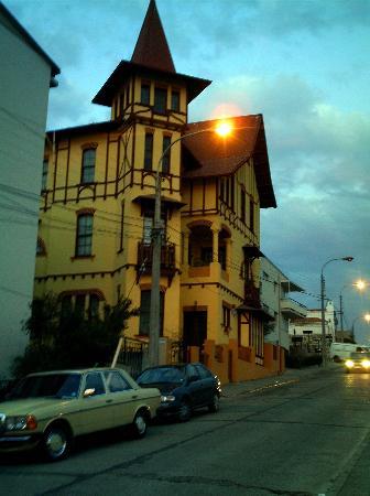 casas de Valparaiso