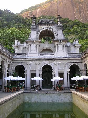 Cafe in Parque Lage