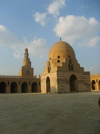 Mosque of Ibn Tulun Photo