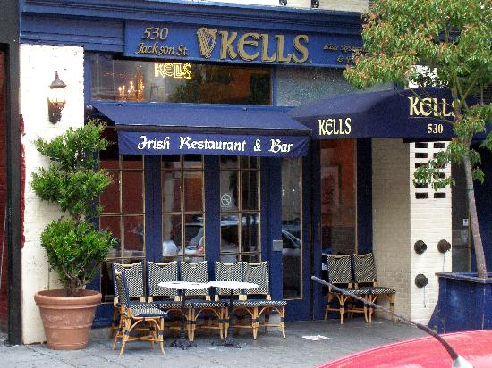 Kells Irish Restaurant And Bar San Francisco