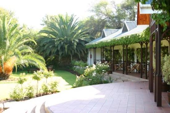 Hlangana Lodge: Hotel
