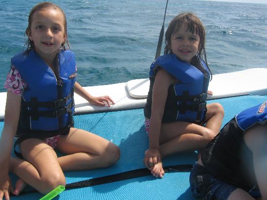 The Ritz-Carlton Grand Cayman: AOTE Sailing trip