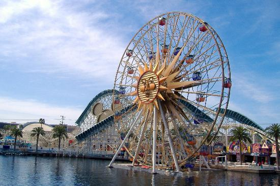 Garden Grove, Californië: Disney's California Adventure