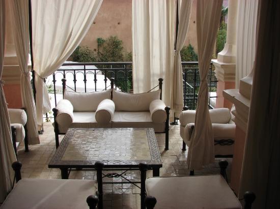 Les Jardins de La Koutoubia: Terrace of 156