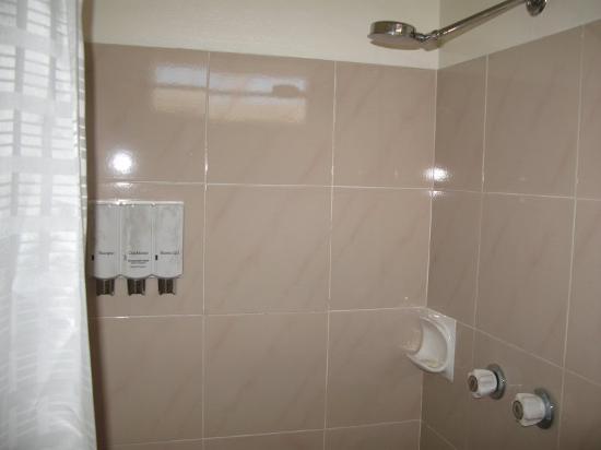 Comfort Inn North Shore: Shower