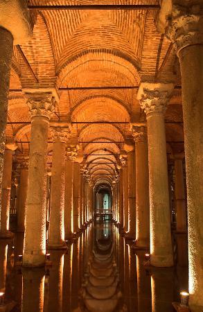 Hotel Inter Istanbul : Basilica Cistern