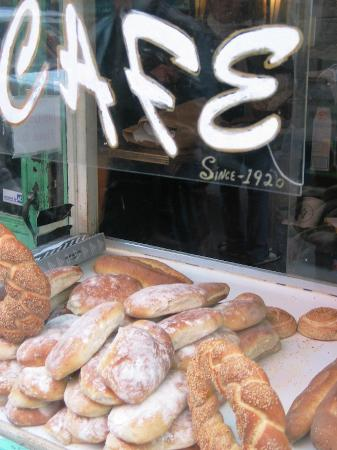 Little bakery at Greenwich Village