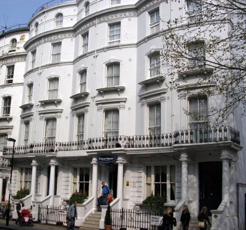 Princes Square Hotel : Style victorien