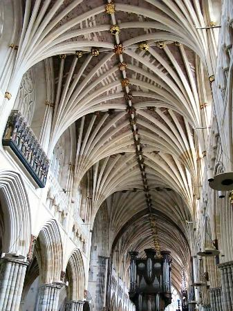 Exeter Cathedral Photo