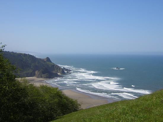 Shearwater Inn: Hiking in Lincoln City