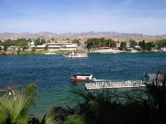 Harrah's Laughlin : water taxi