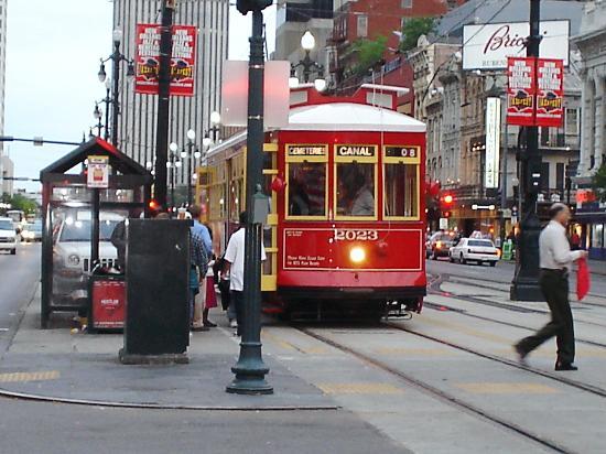 New Orleans, LA: Canal St.