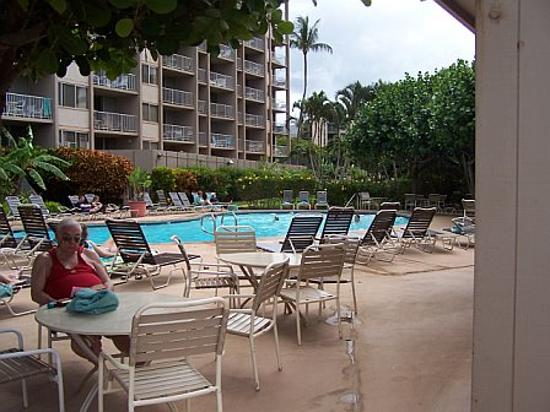 Royal Kahana: Pool View