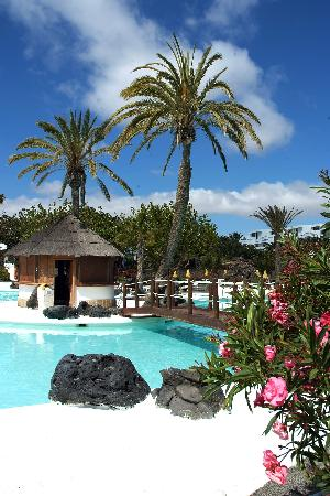 H10 Suites Lanzarote Gardens: A relaxing view