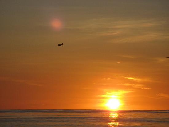 Mirihi Island Resort: An early flight