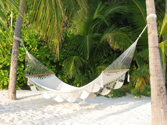 Mirihi Island Resort: Hammock Haven
