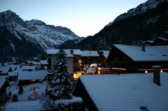 Champery, Switzerland: Village View
