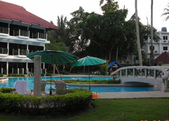 Amora Beach Resort: view from my room