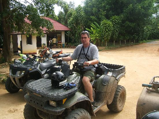 Lamai Beach: ATV touring
