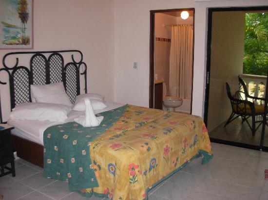 Hotel Celuisma Cabarete: My room!