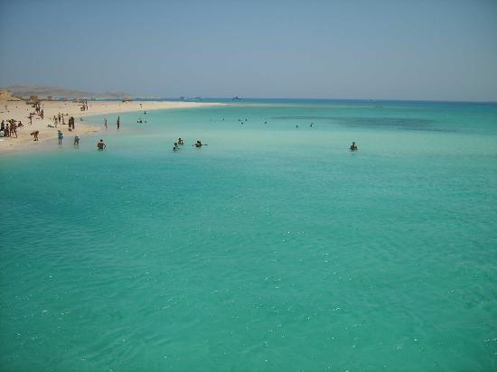 paradise island as seen  Grand Resort 5*, Єгипет,  Хургада - photo