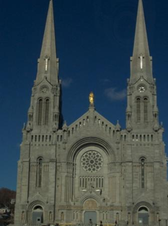 Quebec City, Canadá: St. Anne du Beaupre